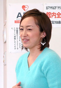 主催の柳瀬わかなさん 主催の柳瀬わかなさん なにしろ、今回の主催者である柳瀬わかなさんは、プロフ