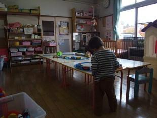 笹森町にあった子育て支援センター