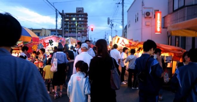 弘前の宵宮