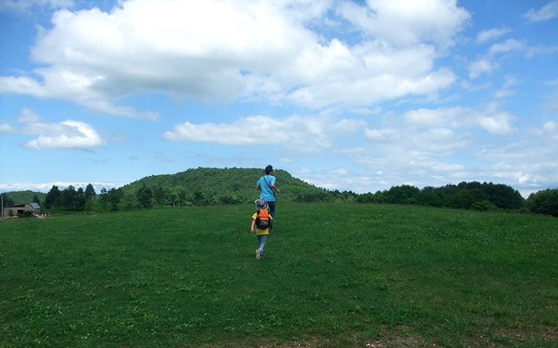 素晴らしい丘、またはステキな丘