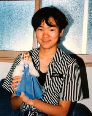 たしか16歳頃の写真
