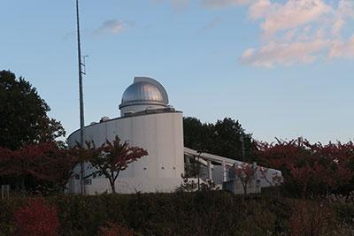 そうまロマントピアの天文台