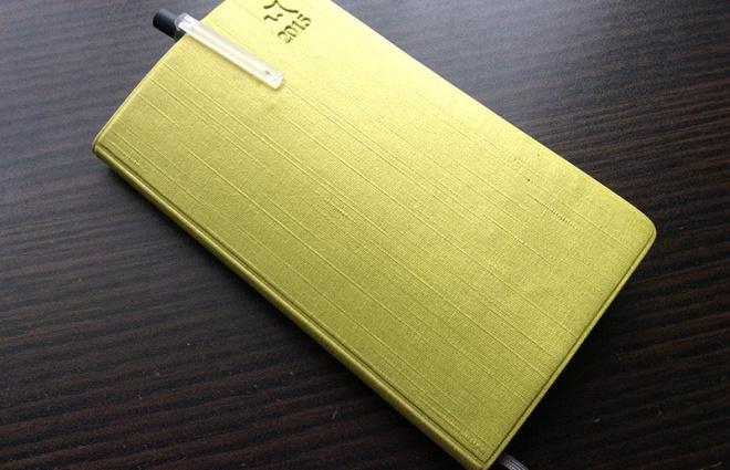 2015年は青森県民手帳を使っています