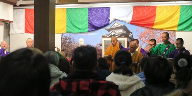 テラハク お寺体観博覧会の声明ライブ