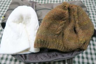 毛糸の帽子(作・わたしの母)