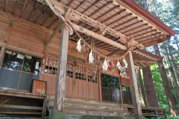 巌鬼山神社
