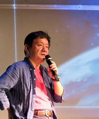 角川ゲームス安田社長のセッション