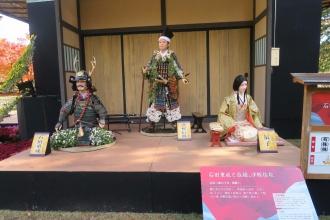 石田重成と辰姫、津軽信枚
