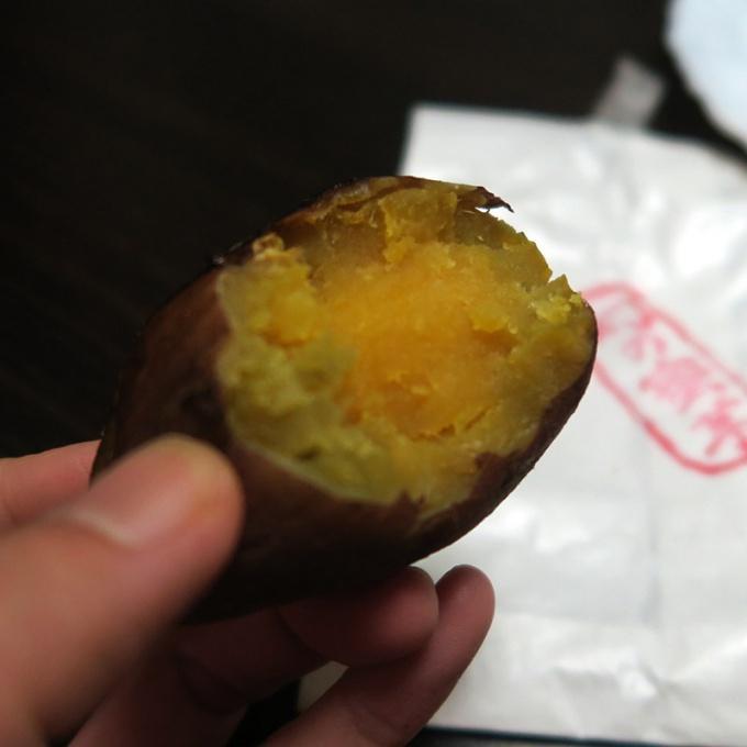 幻の蜜芋(安納芋)