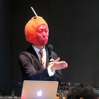 モデレーター・りんご飴マン