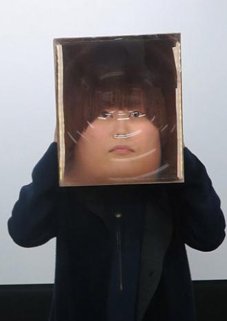 顔が大きくなった岡詩子@komo