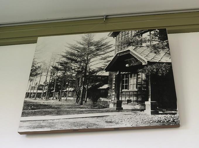 現役で使われていた頃の写真