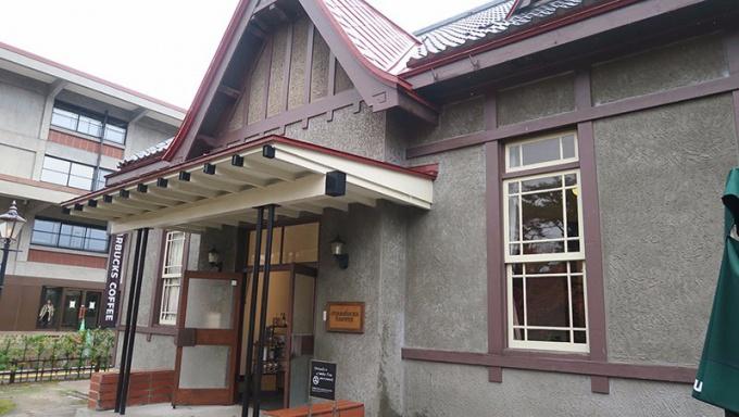 10月30日のスターバックス弘前公園前店