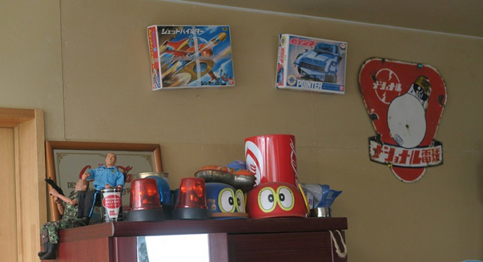 レトロ玩具好きにはたまらないコレクション