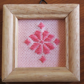 梅の花コ+豆コ