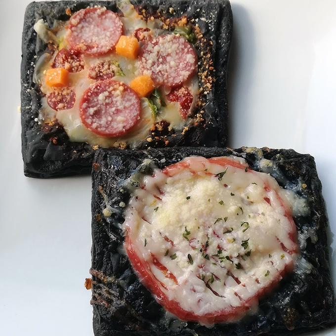 ピザ2種類