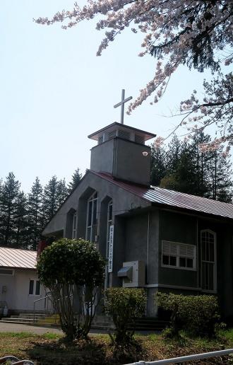 松丘カトリック教会