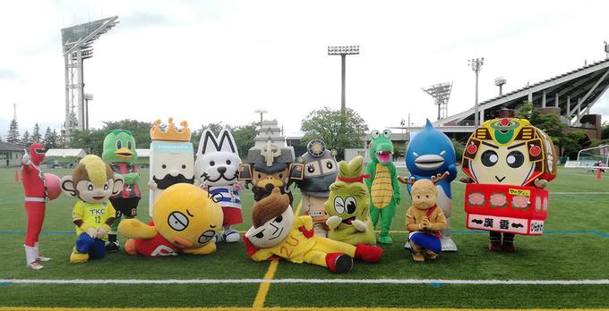 2018津軽ゆるサッカーマッチ選手集合写真