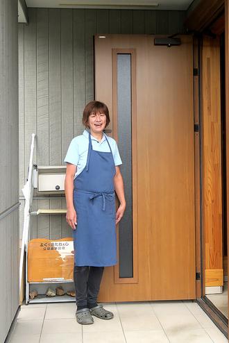 三浦紀子さん