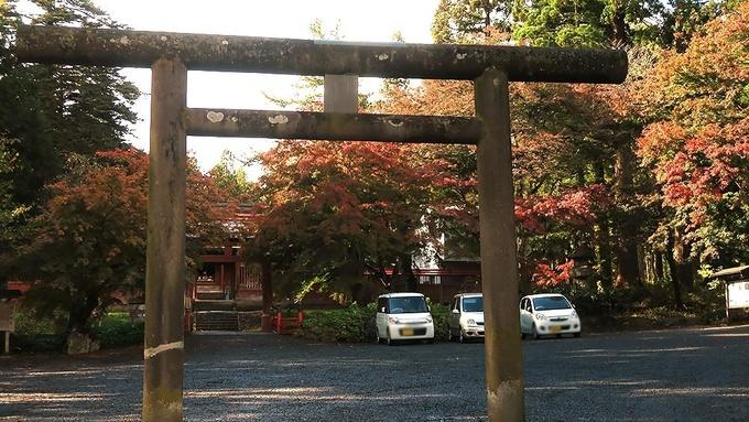 秋の高照神社