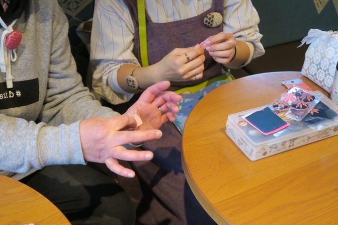 折り紙講習会