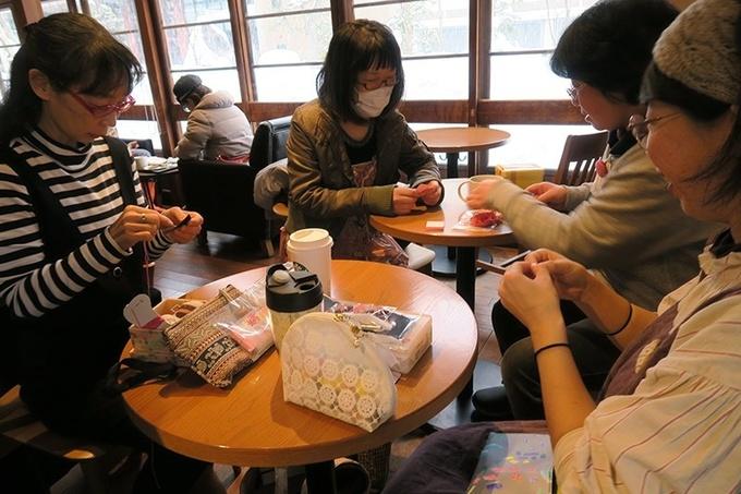 スタバde折り紙