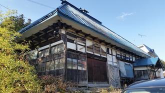 改装前の古民家(Readyforより引用)