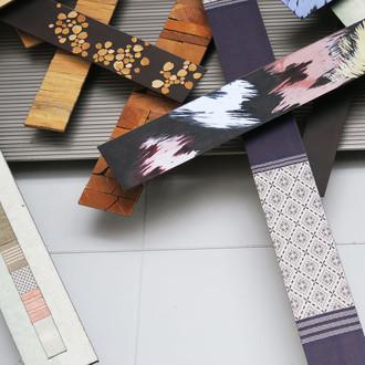 津軽の工芸技術が集まっている