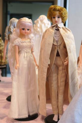 白髪のエクセリーナと王子なトモキ