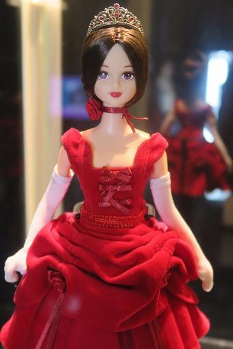 「赤いバレリーナ」シオン