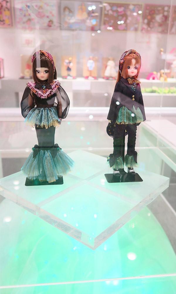 モモリータこと小森桃子さんの南郷展示オリジナル作品