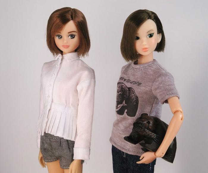 キサラ&momoko