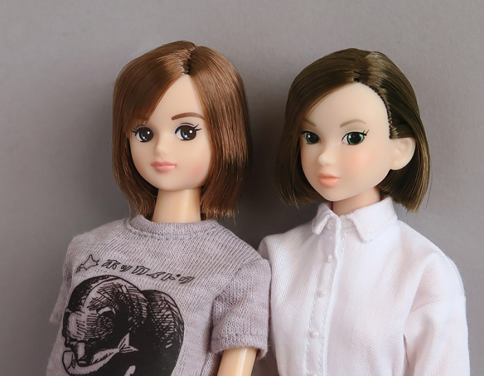 キサラとmomoko