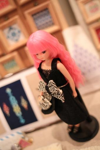 お人形教室SPリカちゃん(ももあさん)