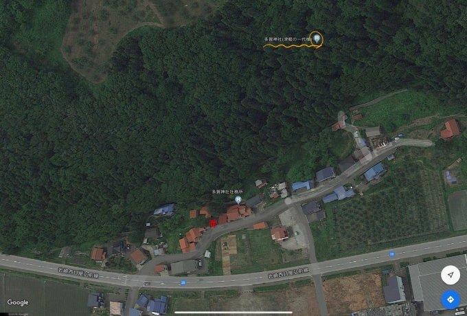 Google MAPで見る多賀神社
