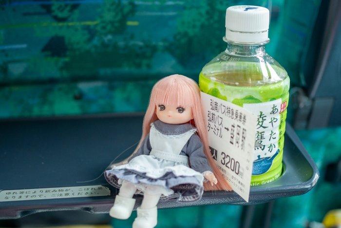 綾鷹とチケットとミキちゃん