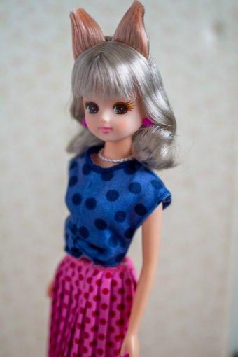 Barbieポルカドットより