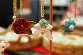 ロザフィのアクセサリー@Butterfly Rose